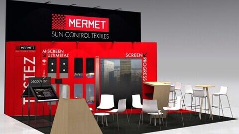 MERMET AU SALON EQUIPBAIE
