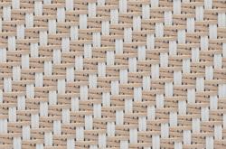 Satiné 21154  BLACKOUT 100% 0210 Blanc Sable