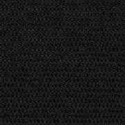Tissus Occultant BLACKOUT 100% Flocké 11201 606 Noir