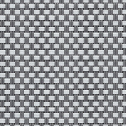 Tissus Transparent EXTERNAL SCREEN CLASSIC Natté 4503 0102 Gris Blanc