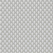 Tissus Transparent EXTERNAL SCREEN CLASSIC Natté 4503 0207 Blanc Perle