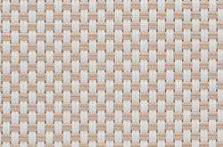 Natté 4503   0210 Blanc Sable