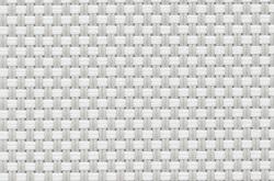 Natté 4503  EXTERNAL SCREEN CLASSIC 0702 Perle Blanc