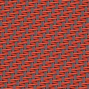 Tissus Transparent EXTERNAL SCREEN CLASSIC Satiné 5500 0109 Gris Mandarine