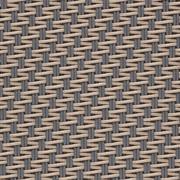 Tissus Transparent EXTERNAL SCREEN CLASSIC Satiné 5500 0110 Gris Sable