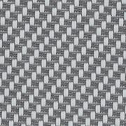 Tissus Transparent EXTERNAL SCREEN CLASSIC Satiné 5500 0201 Blanc Gris