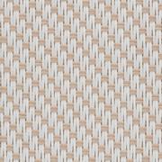 Tissus Transparent EXTERNAL SCREEN CLASSIC Satiné 5500 0210 Blanc Sable
