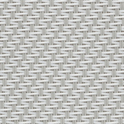 Tissus Transparent EXTERNAL SCREEN CLASSIC Satiné 5500 0702 Perle Blanc