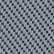 Tissus Transparent EXTERNAL SCREEN CLASSIC Satiné 5500 0740 Perle Outremer