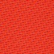 Tissus Transparent EXTERNAL SCREEN CLASSIC Satiné 5500 0909 Mandarine