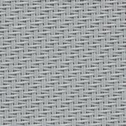 Tissus Transparent EXTERNAL SCREEN CLASSIC Satiné 5500 4949 RAL 9006 Aluminium blanc