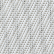 Tissus Transparent EXTERNAL SCREEN CLASSIC Satiné 5501 0207 Blanc Perle