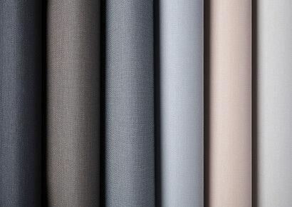 Tissu de protection solaire, Transparent screen-design M-Screen 8501
