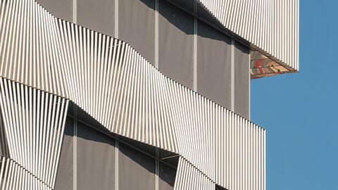 Chantier : Immeuble BE OPEN