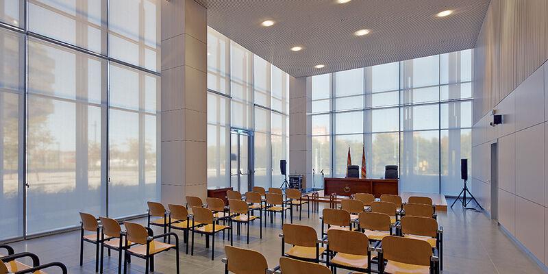 Palais de Justice de Saragosse